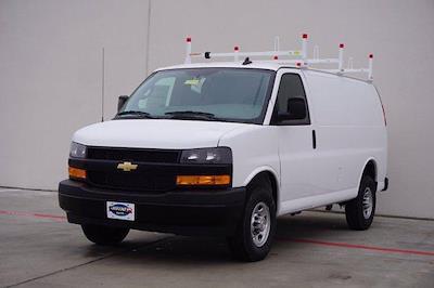 2021 Chevrolet Express 2500 4x2, Kargo Master Upfitted Cargo Van #21CF0496 - photo 3