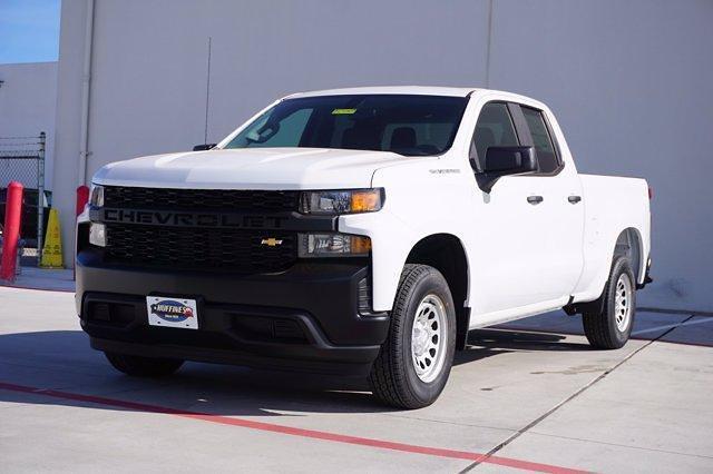 2021 Chevrolet Silverado 1500 Double Cab 4x2, Pickup #21CF0500 - photo 3