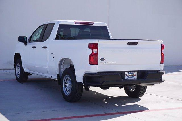 2021 Chevrolet Silverado 1500 Double Cab 4x2, Pickup #21CF0500 - photo 4
