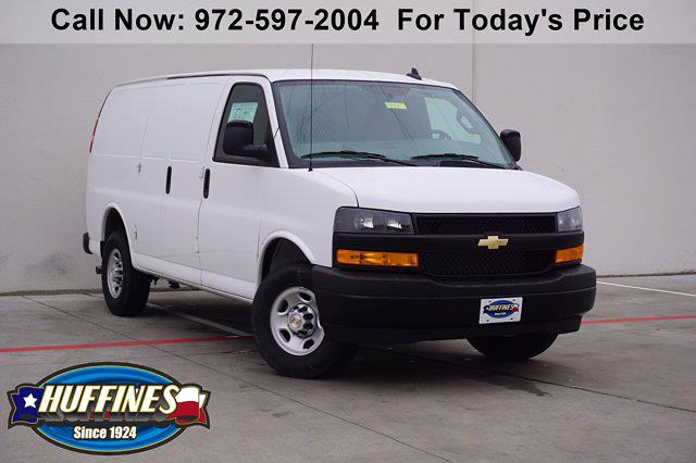 2021 Chevrolet Express 2500 4x2, Kargo Master Upfitted Cargo Van #21CF0516 - photo 1