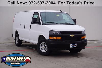 2021 Chevrolet Express 2500 4x2, Kargo Master HVAC Upfitted Cargo Van #21CF0516 - photo 1