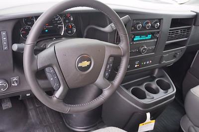 2021 Chevrolet Express 2500 4x2, Kargo Master HVAC Upfitted Cargo Van #21CF0516 - photo 17
