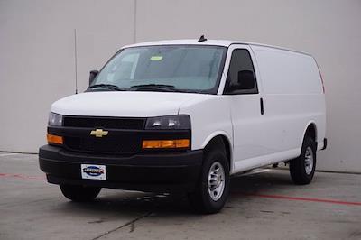 2021 Chevrolet Express 2500 4x2, Kargo Master HVAC Upfitted Cargo Van #21CF0516 - photo 3