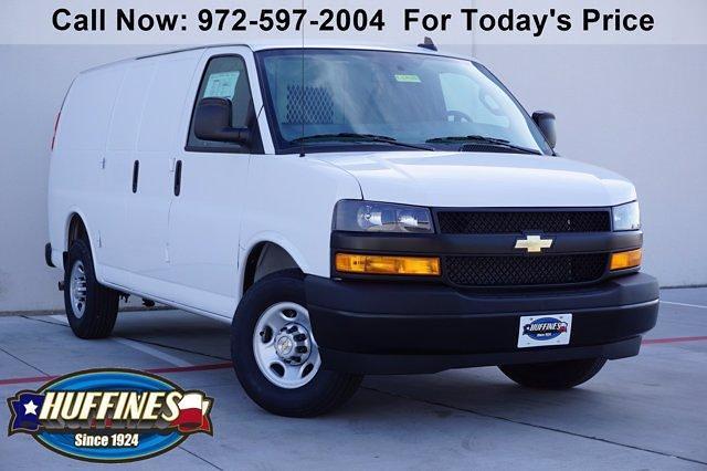 2021 Chevrolet Express 2500 4x2, Weather Guard Upfitted Cargo Van #21CF0521 - photo 1