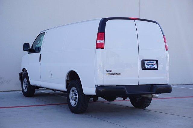 2021 Chevrolet Express 2500 4x2, Weather Guard Upfitted Cargo Van #21CF0521 - photo 4