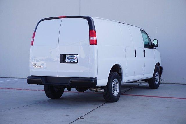 2021 Chevrolet Express 2500 4x2, Weather Guard Upfitted Cargo Van #21CF0521 - photo 5