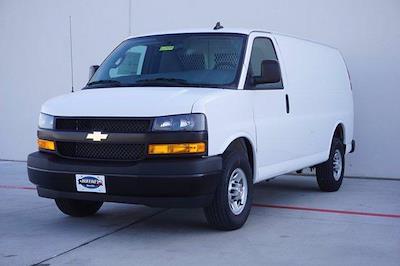 2021 Chevrolet Express 2500 4x2, Weather Guard Upfitted Cargo Van #21CF0521 - photo 3