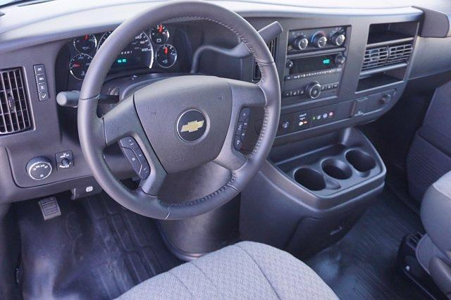 2021 Chevrolet Express 2500 4x2, Weather Guard Upfitted Cargo Van #21CF0593 - photo 17