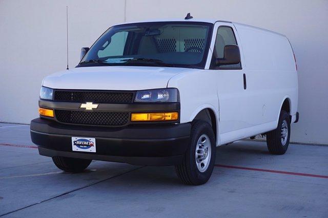 2021 Chevrolet Express 2500 4x2, Weather Guard Upfitted Cargo Van #21CF0593 - photo 3