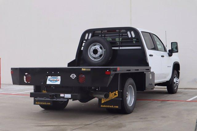 2021 Chevrolet Silverado 3500 Crew Cab 4x4, CM Truck Beds Platform Body #21CF0599 - photo 1