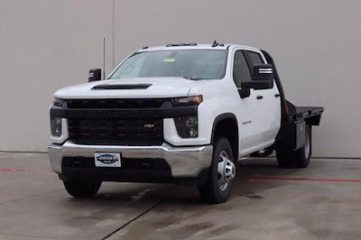 2021 Chevrolet Silverado 3500 Crew Cab 4x4, CM Truck Beds Dealers Truck Platform Body #21CF0599 - photo 3