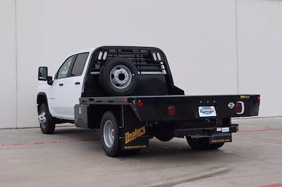 2021 Chevrolet Silverado 3500 Crew Cab 4x4, CM Truck Beds Dealers Truck Platform Body #21CF0599 - photo 4