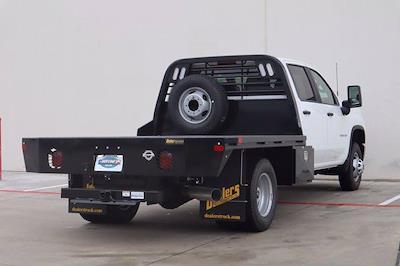 2021 Chevrolet Silverado 3500 Crew Cab 4x4, CM Truck Beds Dealers Truck Platform Body #21CF0599 - photo 2
