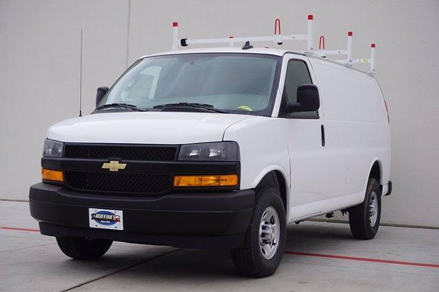 2021 Chevrolet Express 2500 4x2, Empty Cargo Van #21CF0601 - photo 3