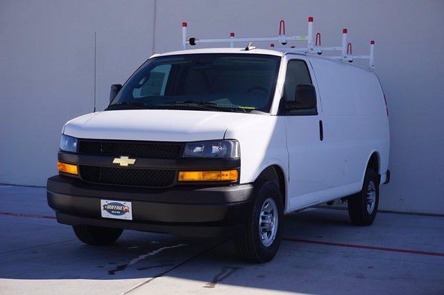 2021 Chevrolet Express 2500 4x2, Empty Cargo Van #21CF0604 - photo 3