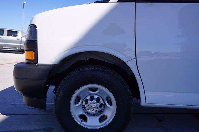 2021 Chevrolet Express 2500 4x2, Empty Cargo Van #21CF0604 - photo 6