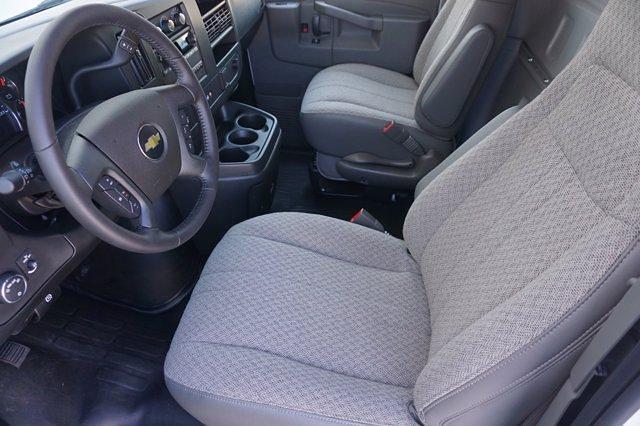 2021 Chevrolet Express 2500 4x2, Empty Cargo Van #21CF0604 - photo 8