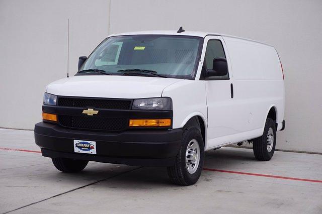 2021 Chevrolet Express 2500 4x2, Weather Guard Upfitted Cargo Van #21CF0606 - photo 3