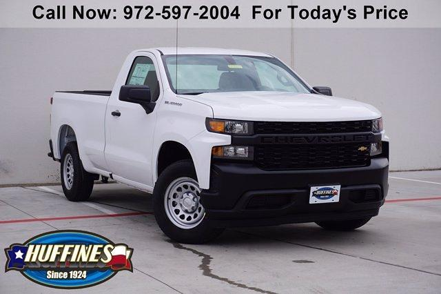 2021 Chevrolet Silverado 1500 Regular Cab 4x2, Pickup #21CF0610 - photo 1