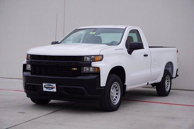 2021 Chevrolet Silverado 1500 Regular Cab 4x2, Pickup #21CF0610 - photo 3