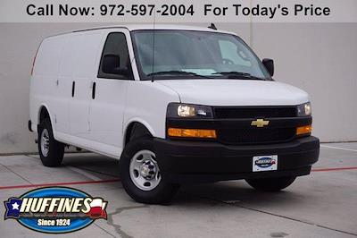2021 Chevrolet Express 2500 4x2, Weather Guard Upfitted Cargo Van #21CF0622 - photo 1