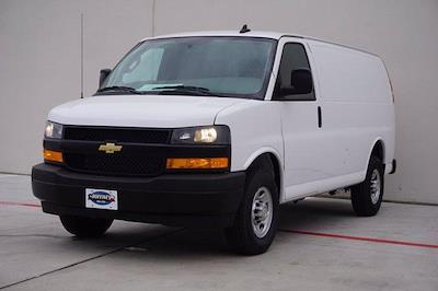 2021 Chevrolet Express 2500 4x2, Weather Guard Upfitted Cargo Van #21CF0622 - photo 3