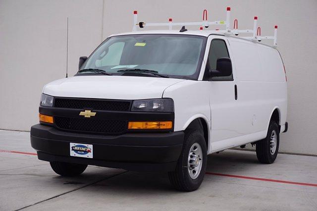 2021 Chevrolet Express 2500 4x2, Knapheide KVE Empty Cargo Van #21CF0637 - photo 3