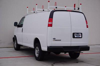 2021 Chevrolet Express 2500 4x2, Knapheide KVE Empty Cargo Van #21CF0637 - photo 4