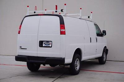 2021 Chevrolet Express 2500 4x2, Knapheide KVE Empty Cargo Van #21CF0637 - photo 5