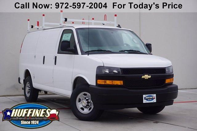 2021 Chevrolet Express 2500 4x2, Knapheide Empty Cargo Van #21CF0652 - photo 1