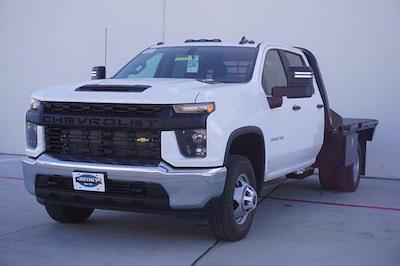 2021 Chevrolet Silverado 3500 Crew Cab 4x4, CM Truck Beds Dealers Truck Platform Body #21CF0685 - photo 3