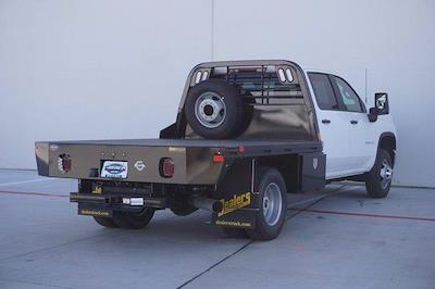 2021 Chevrolet Silverado 3500 Crew Cab 4x4, CM Truck Beds Dealers Truck Platform Body #21CF0685 - photo 2