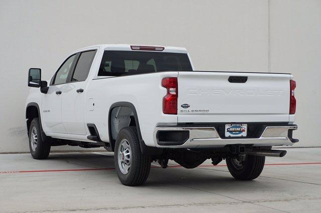 2021 Chevrolet Silverado 2500 Crew Cab 4x2, Pickup #21CF0689 - photo 4