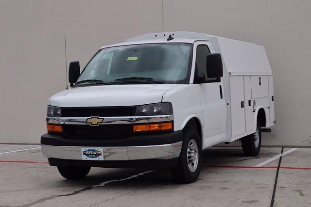 2021 Chevrolet Express 3500 4x2, Knapheide KUV Service Utility Van #21CF0695 - photo 3