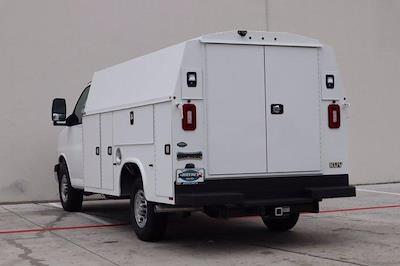 2021 Chevrolet Express 3500 4x2, Knapheide KUV Service Utility Van #21CF0695 - photo 4