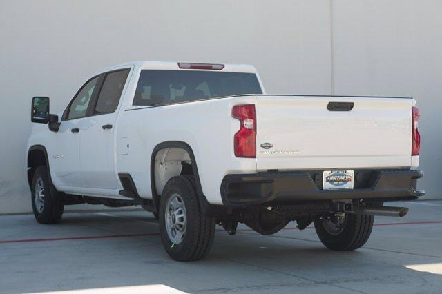2021 Chevrolet Silverado 2500 Crew Cab 4x2, Pickup #21CF0706 - photo 4