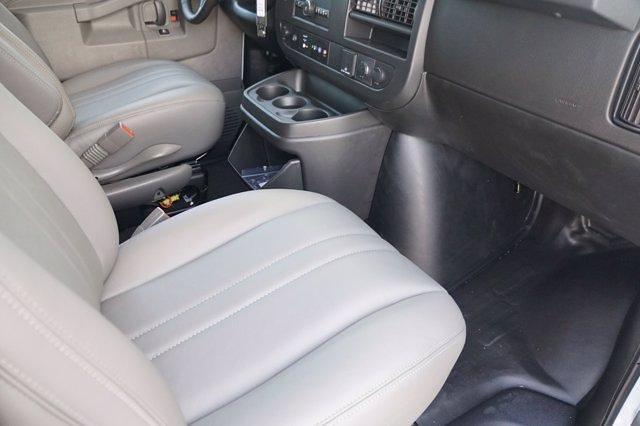 2021 Chevrolet Express 2500 4x2, Kargo Master Empty Cargo Van #21CF0713 - photo 22
