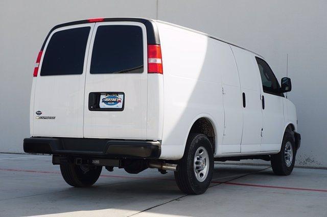 2021 Chevrolet Express 2500 4x2, Kargo Master Empty Cargo Van #21CF0713 - photo 4