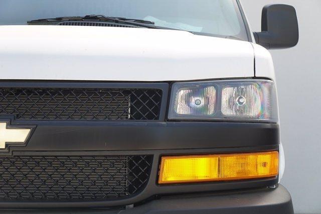 2021 Chevrolet Express 2500 4x2, Kargo Master Empty Cargo Van #21CF0713 - photo 7