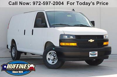 2021 Chevrolet Express 2500 4x2, Kargo Master Empty Cargo Van #21CF0713 - photo 1