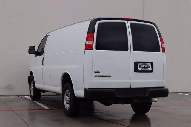 2021 Chevrolet Express 2500 4x2, Kargo Master Empty Cargo Van #21CF0714 - photo 4