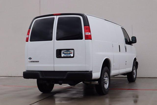 2021 Chevrolet Express 2500 4x2, Kargo Master Empty Cargo Van #21CF0714 - photo 5
