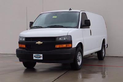 2021 Chevrolet Express 2500 4x2, Kargo Master Empty Cargo Van #21CF0714 - photo 3