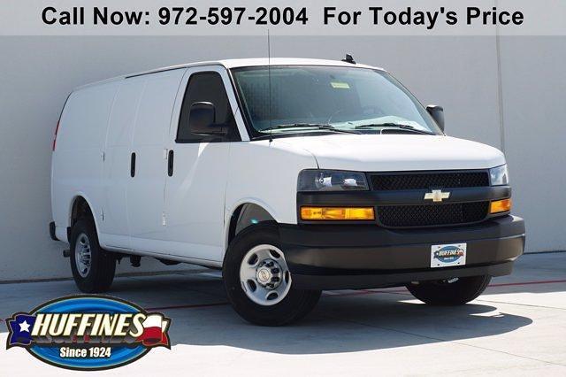 2021 Chevrolet Express 2500 4x2, Kargo Master Empty Cargo Van #21CF0717 - photo 1