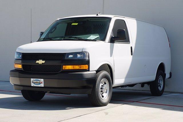 2021 Chevrolet Express 2500 4x2, Kargo Master Empty Cargo Van #21CF0717 - photo 3