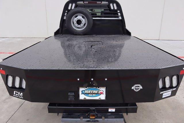 2021 Chevrolet Silverado 3500 Crew Cab 4x4, CM Truck Beds RD Model Platform Body #21CF0747 - photo 20