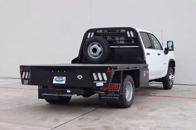 2021 Chevrolet Silverado 3500 Crew Cab 4x4, CM Truck Beds RD Model Platform Body #21CF0747 - photo 2