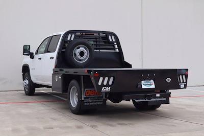 2021 Chevrolet Silverado 3500 Crew Cab 4x4, CM Truck Beds RD Model Platform Body #21CF0747 - photo 4