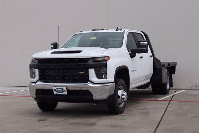 2021 Chevrolet Silverado 3500 Crew Cab 4x4, CM Truck Beds RD Model Platform Body #21CF0762 - photo 3