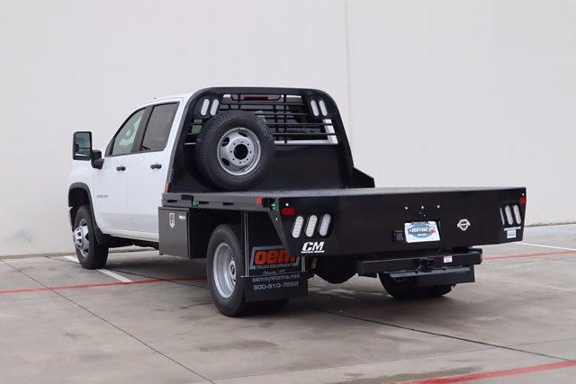 2021 Chevrolet Silverado 3500 Crew Cab 4x4, CM Truck Beds RD Model Platform Body #21CF0762 - photo 4